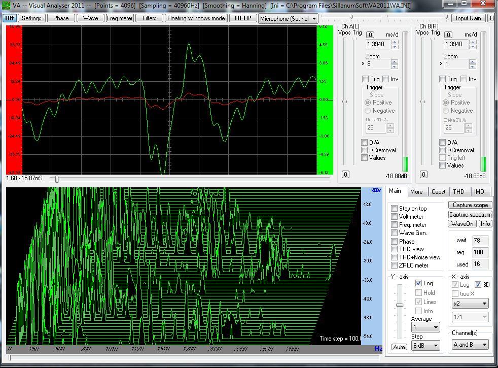 software oscilloscopio for cars