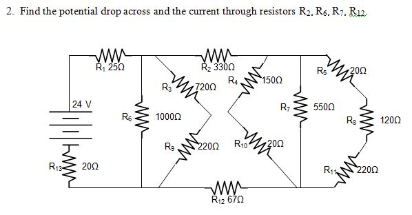 can someone help me with this resistor problem